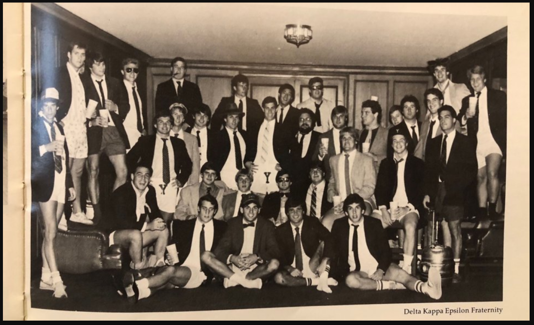Photo of 1985 DKE Fraternity