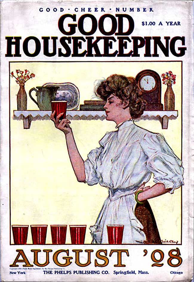 Before women were liberated, domestic life was the only option.